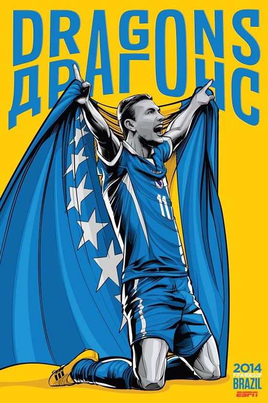 bosnia-and-herzegovina-espn-brazil-football-world-cup-2014-poster