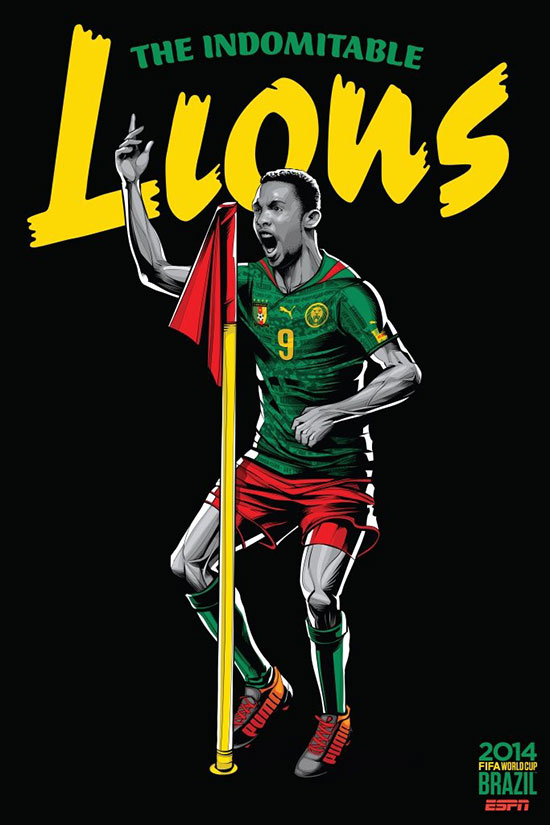 cameroon-and-herzegovina-espn-brazil-football-world-cup-2014-poster