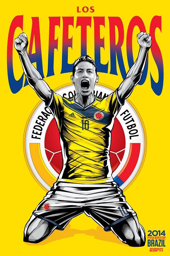 colombia-espn-brazil-football-world-cup-2014-poster