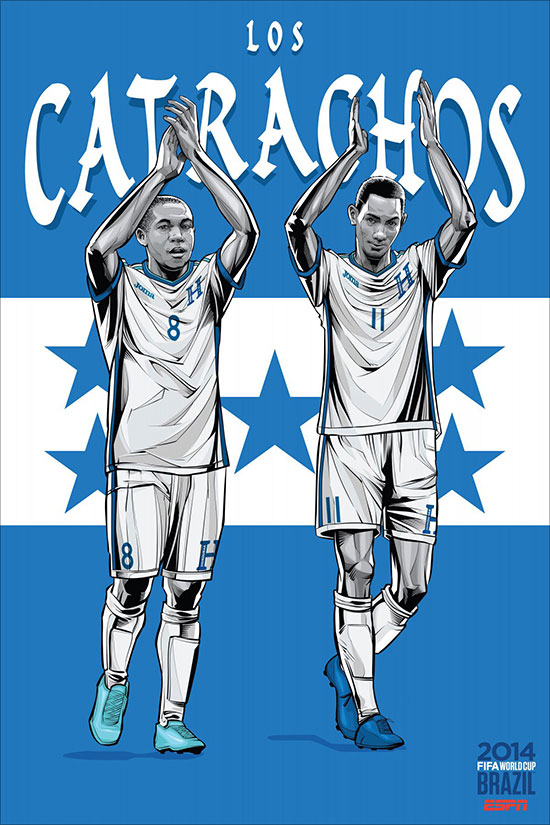 honduras-espn-brazil-football-world-cup-2014-poster