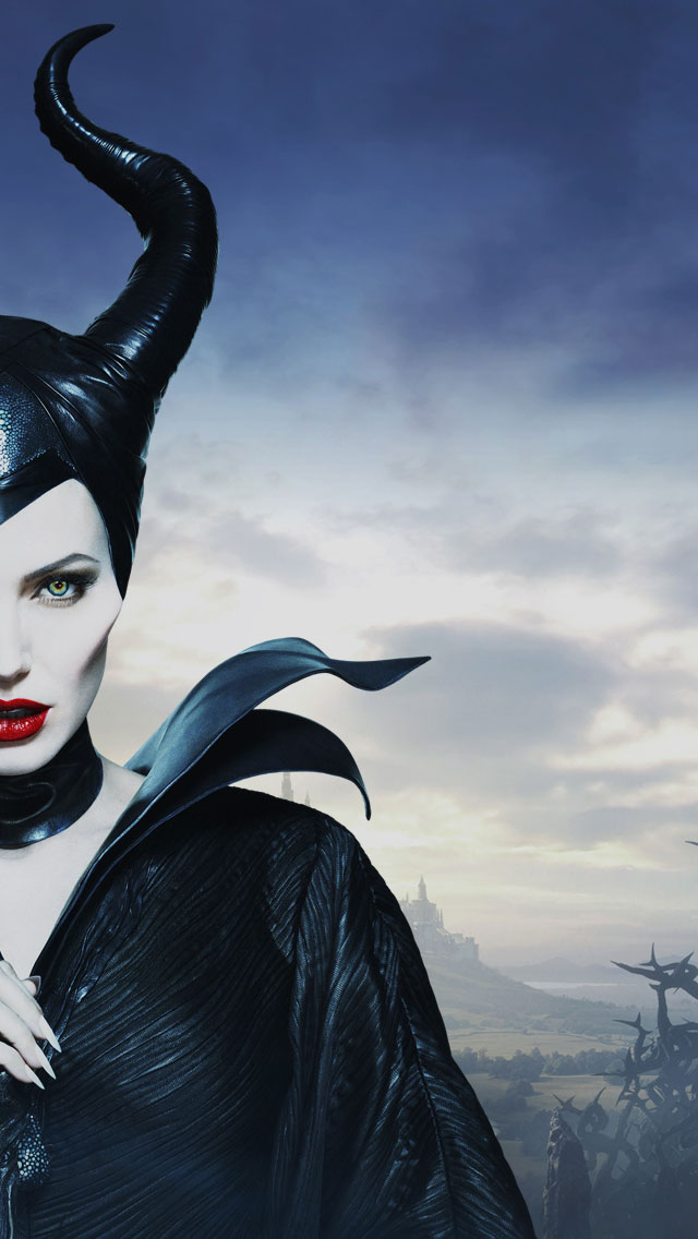 maleficent-iphone-5-wallpaper
