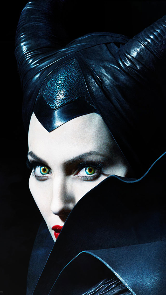 maleficent-iphone-5c-wallpaper