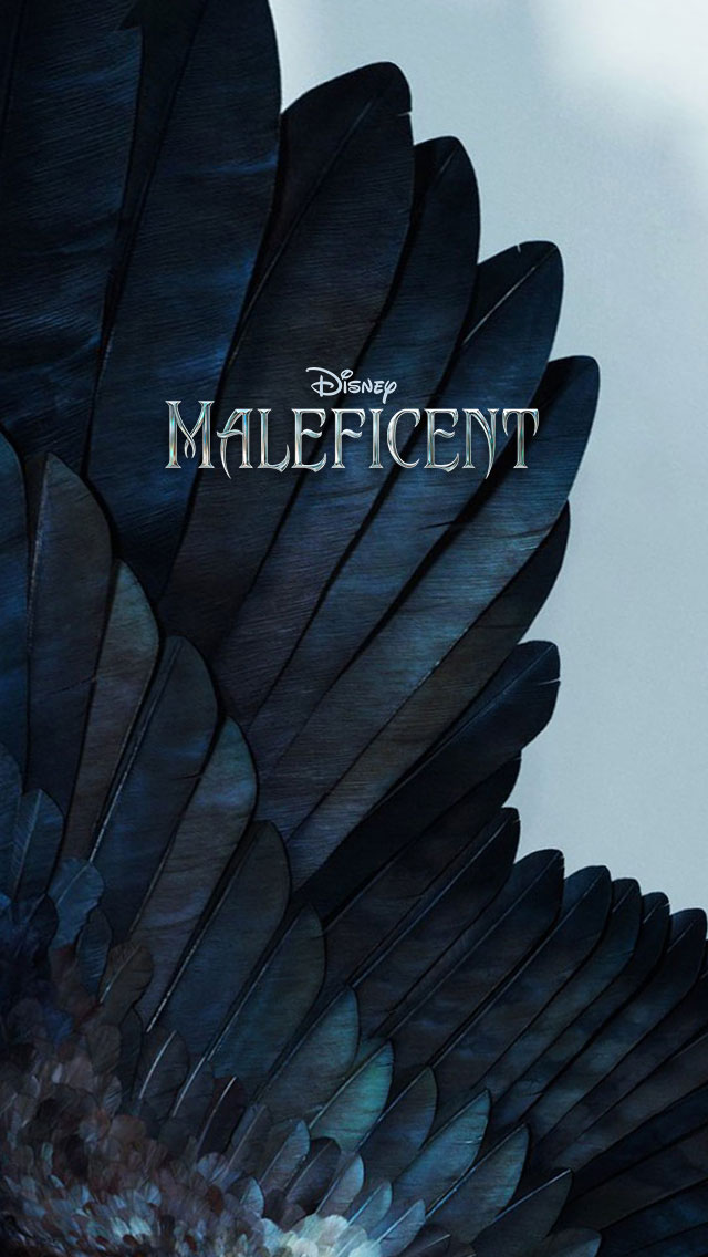 maleficent-wings-iphone-5-wallpaper