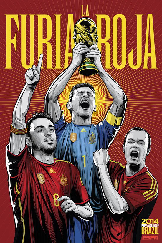 spain-espn-brazil-football-world-cup-2014-poster