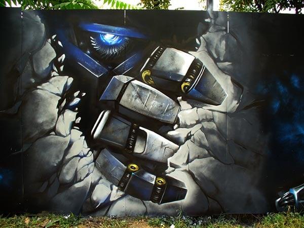 transformers-street-art