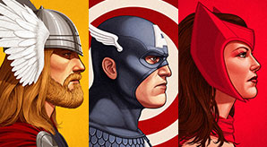 50+-Beautiful-Detailed-Illustrations-of-Marvel-Superheros-&-Villians-by-Mike-Mitchell