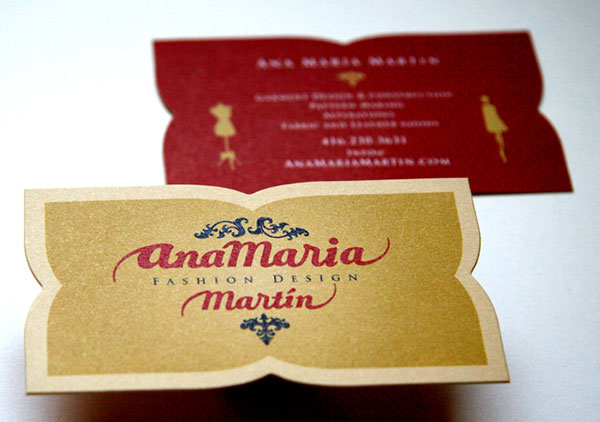 AnaMariaMartin-Fashion-business-card-design
