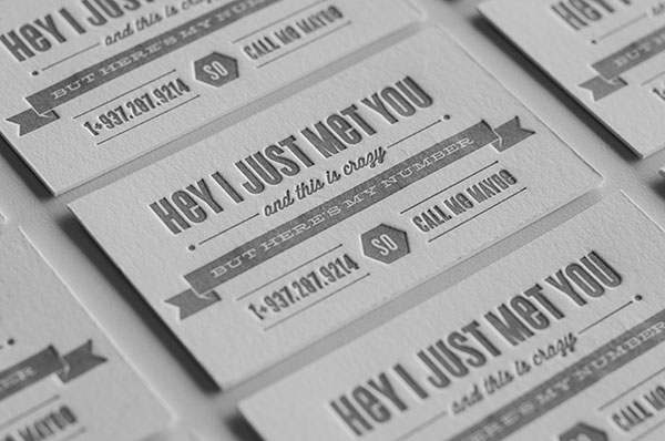 Call-me-Maybe-Business-card-design