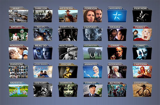 Free-Movie-Folder-Icons