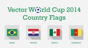 Free-Vector-Fifa-World-Cup-2014-Teams-Country-Flags-PNG-Icons-EPS-Ai