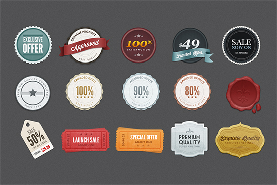 Free_Premium-badges_psd-File