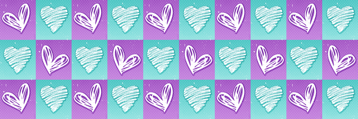 Heart-twitter-header-background