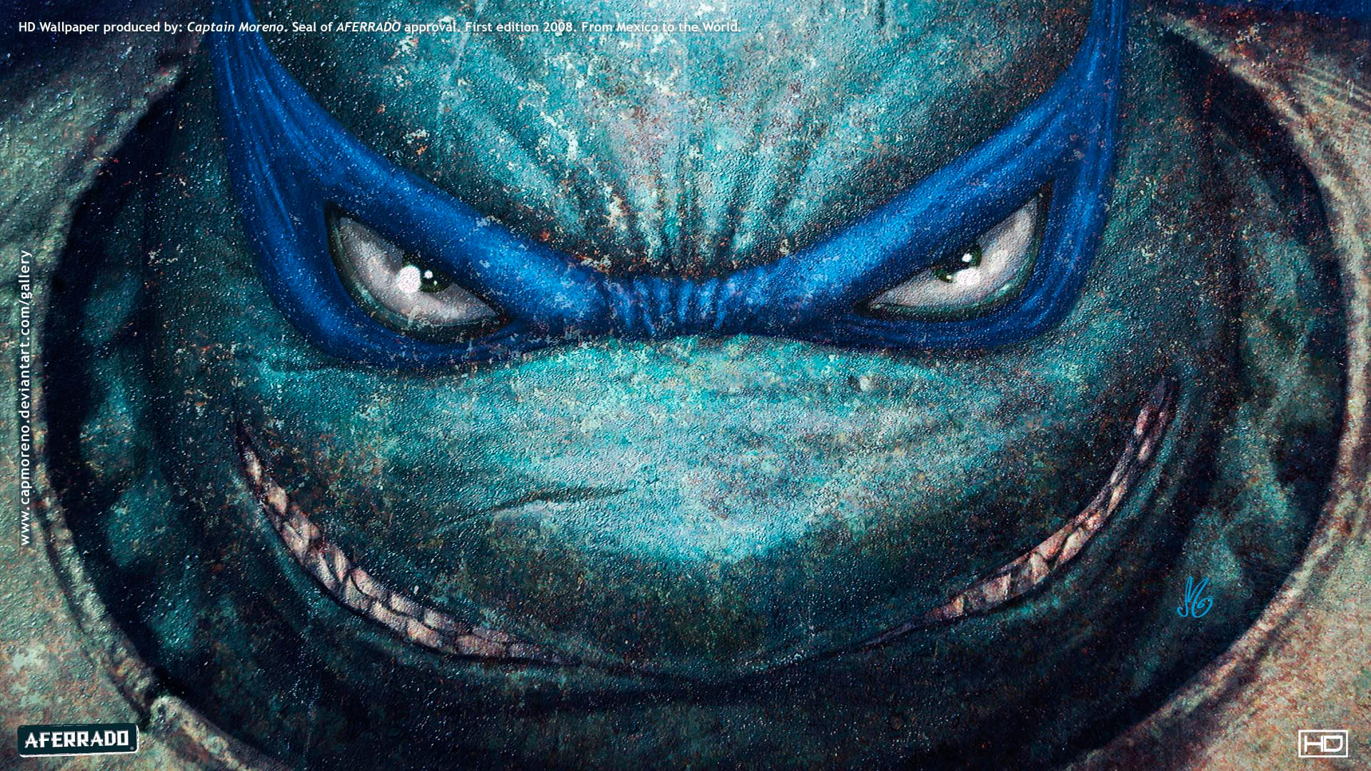 Teenage Mutant Ninja Turtles (TMNT 2014) HD Desktop ...
