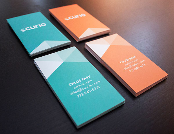 30 beautiful examples of modern business card designs for inspiration