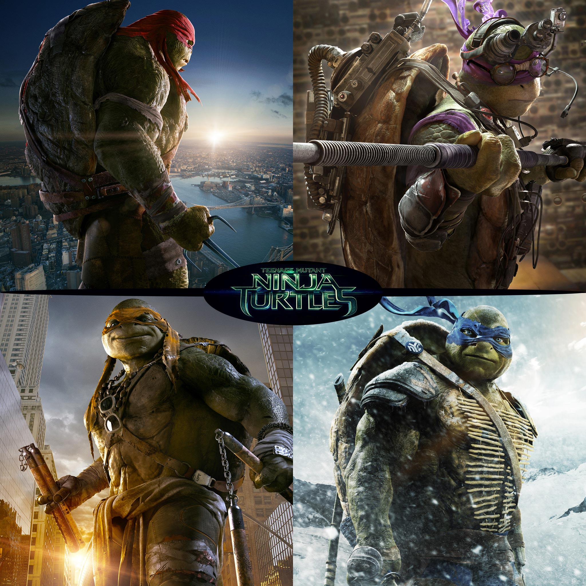 Teenage Mutant Ninja Turtles Tmnt 2014 Hd Desktop Iphone Ipad Wallpapers