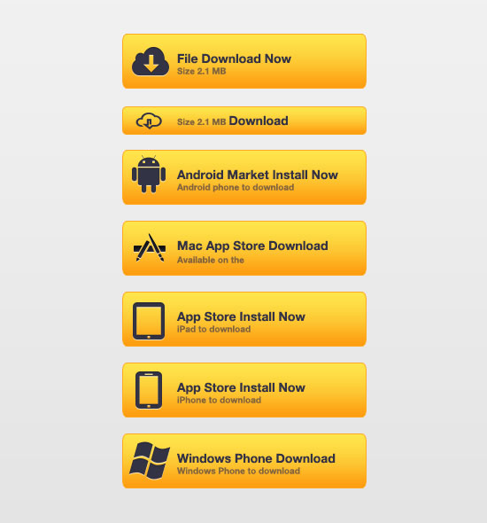 free_App-download-PSD-buttons