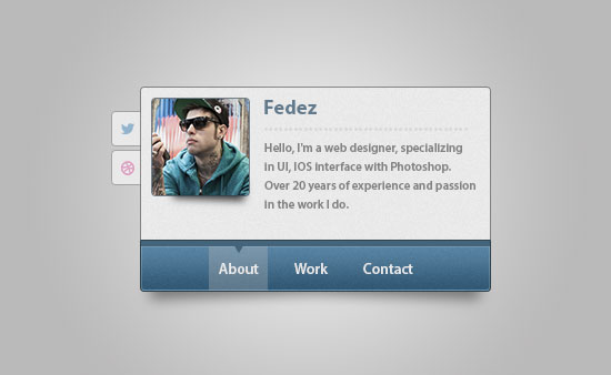 free_Author-widget_psd