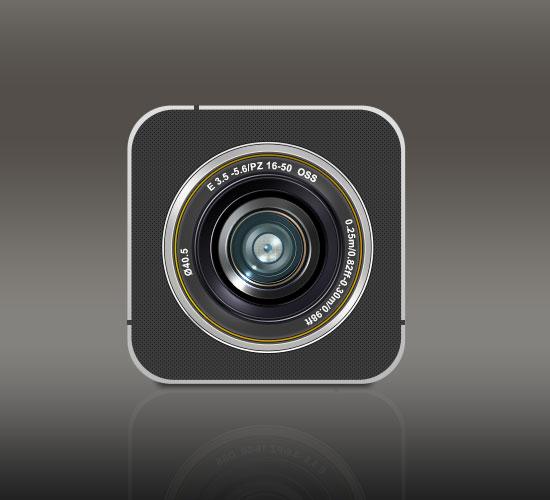 free_Camera-PSD-icon