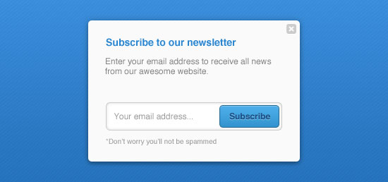 free_subscribe-newsletter_psd