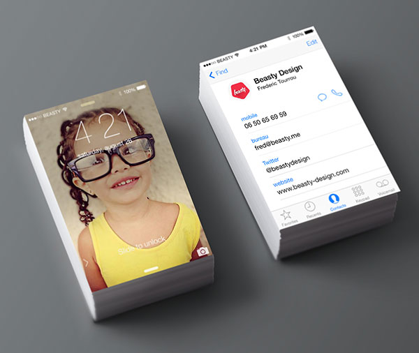 iphone_business_card_design