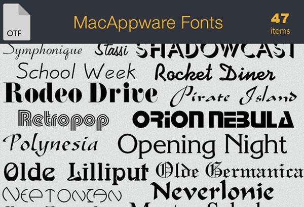 premium-fonts-mac