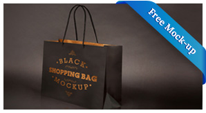 Free-Black-Shopping-Bag-Mock-up-PSD-File