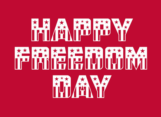 Happy-Freedom-Day-font-download