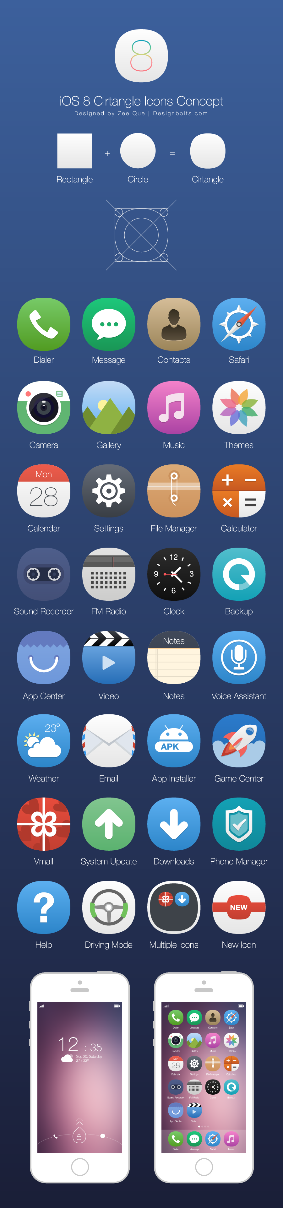 iOS-8-Cirtangle-Icons-Concept