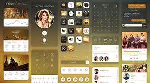 20+ Free Best Web Ui Elements & Mobile GUI Design Kits of 2014