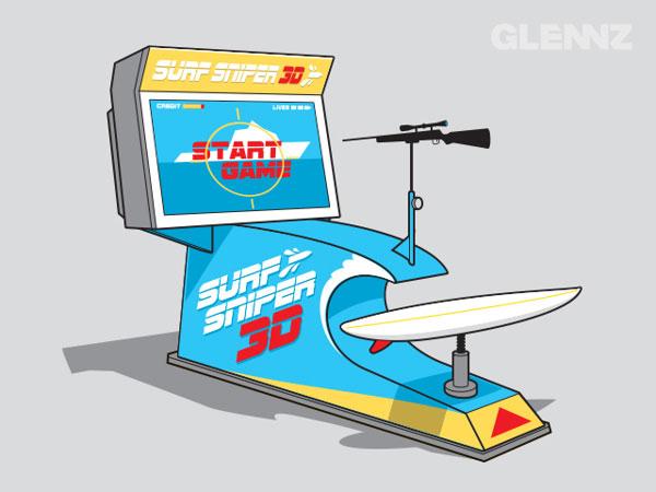 Arcade-Failure