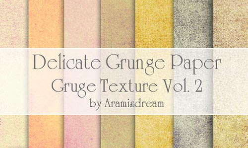 Delicate_Grunge_Paper_patterns