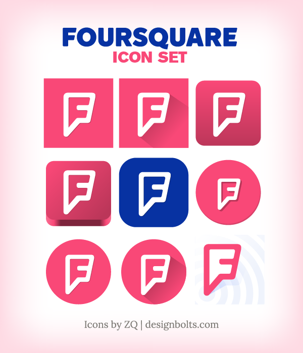 Free-New-Vector-Foursquare-Icon-Set-2014