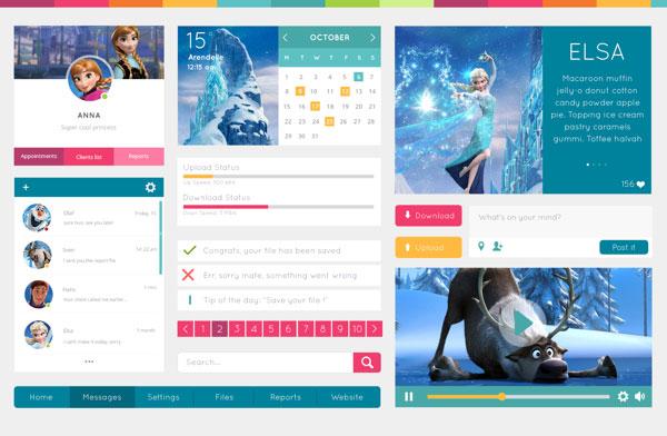 Free-Web-UI-KIT-Elements