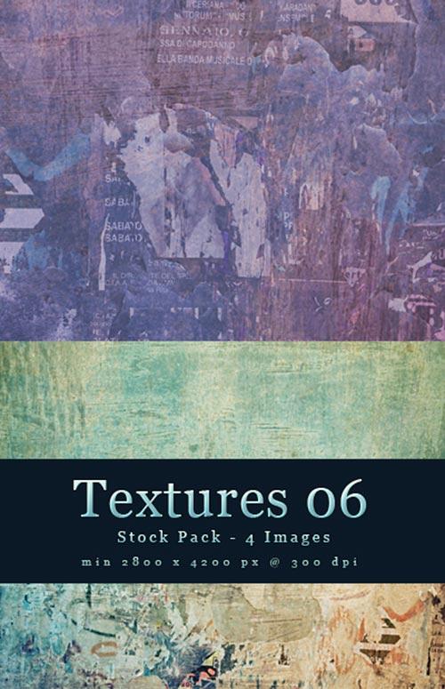 Mix_media_Texture_pack