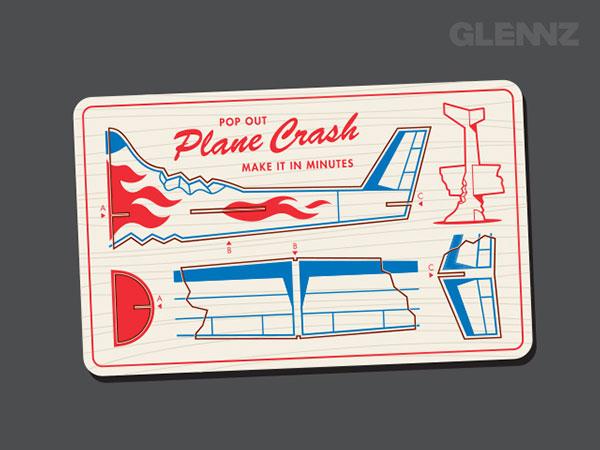 Model-Plane-Crash