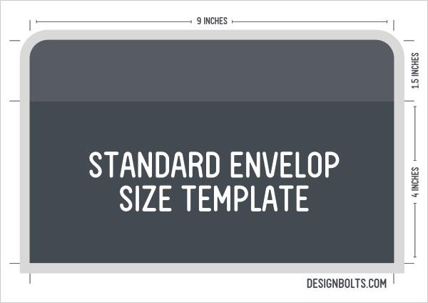 Standard_Envelop_size_template