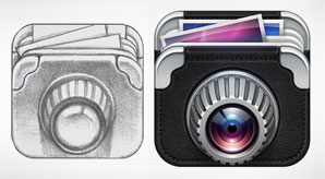 Stunning-Realistic-iOS-App-Icons-&-Sketching-for-Inspiration