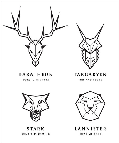 game-of-thrones-inspired-line-art-logos