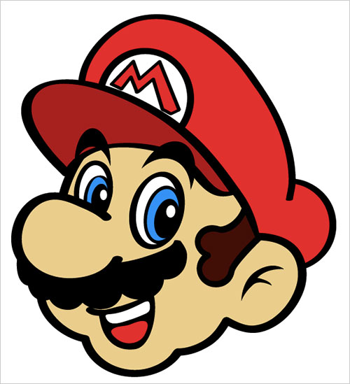 super-marios-head-shot-illustrator-tutorial