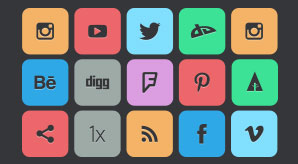 130-Simple-Free-Vector-Social-Networking-Icons-PNGs-&-Ai