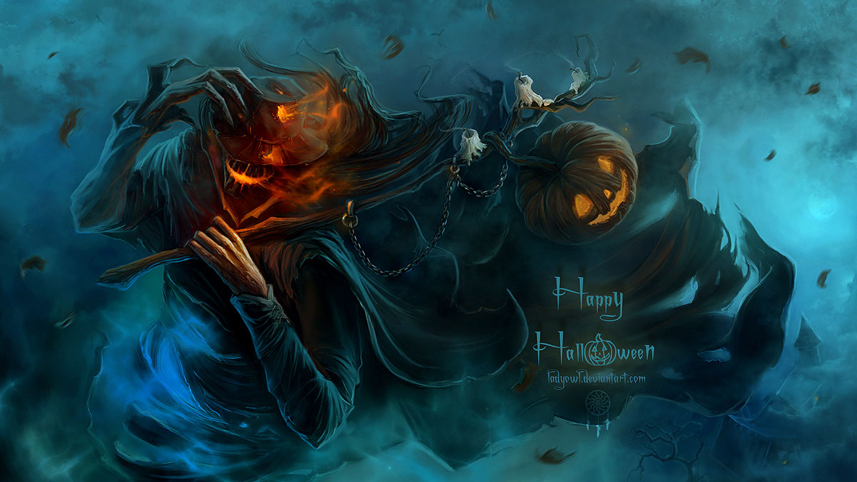 Free Halloween Wallpaper Download | Free | Download