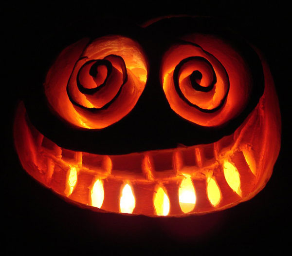 Captivating Cool Pumpkin Carving Ideas Part 29