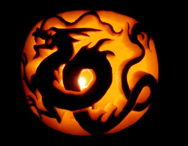 60 best cool creative scary halloween pumpkin carving ideas 2014 rh designbolts com unique pumpkin carving ideas awesome pumpkin carving patterns free