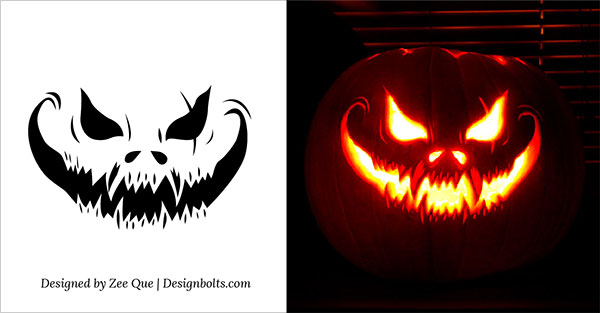 Free-Scary-Halloween-Pumpkin-Carving-Patterns-Stencils-&-Ideas-2014-(1)