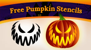 Free-Scary-Pumpkin-Carving-Patterns-&-Stencils-01