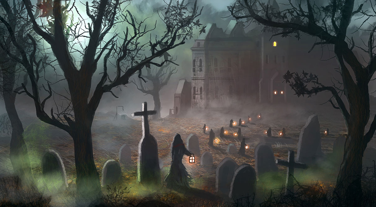 halloween scary wallpaper 2014