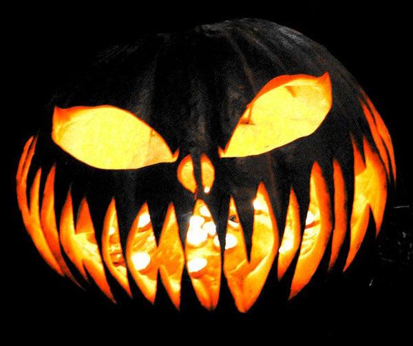 60 best cool creative scary halloween pumpkin carving ideas 2014 rh designbolts com really scary pumpkin carving ideas traditional scary pumpkin faces