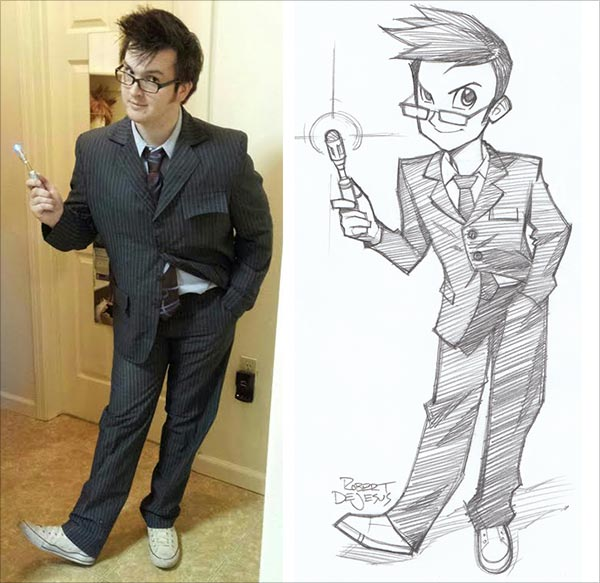 Strangers-as-Anime-Inspired-Sketches-Rober DeJesus (63)