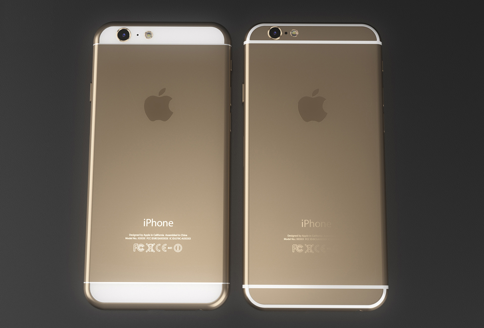 apple releasing 2 iphone 6 models on 9th september new images features. Black Bedroom Furniture Sets. Home Design Ideas