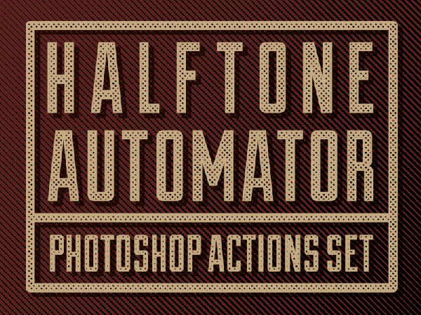 free-halftone-photoshop-action